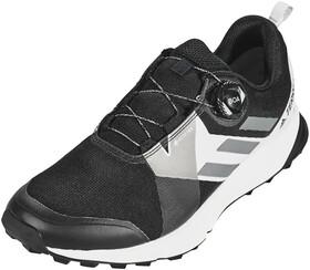 adidas TERREX Two Boa GTX Shoes Herre core blackgrey fourftwr white